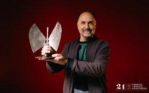 Luis Lles / Periferias. 21º Premios de la Música Aragonesa. Foto, Jal Lux