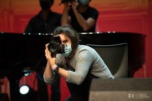 Jal Lux / 21 Premios de la Música Aragonesa. Foto, Ángel Burbano