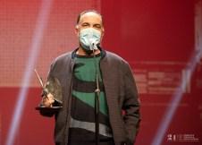 Luis Lles / 21 Premios de la Música Aragonesa. Foto, Ángel Burbano