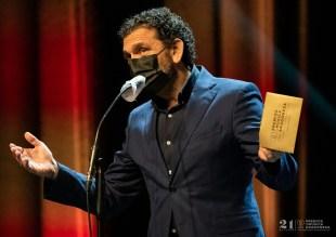 Enrique Torguet / Ambar / 21 Premios de la Música Aragonesa. Foto, Ángel Burbano