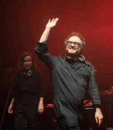 JUNO el 7 de febrero de 2021 en el Teatro de las Esquinas. Foto, Ángel Burbano