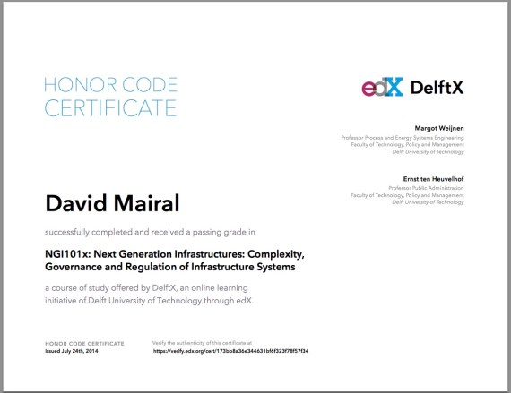 certificate_DelftX