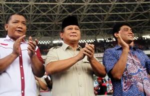 KSPI Dukung Prabowo