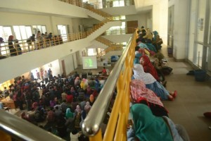 Diskusi Senyap UIN Yogyakarta