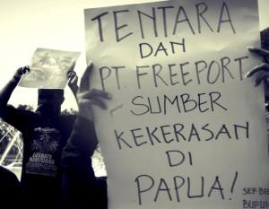 Freeport Papua