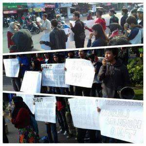 Solidaritas AMT Malang