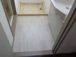 床材を張り替えました。