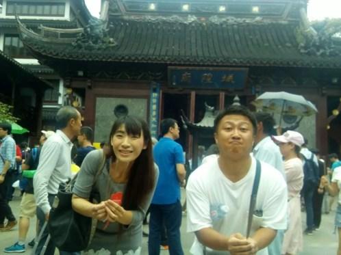 上海・商社駐在員様の懇親会パーティ余興で出張マジック 女性マジシャン派遣