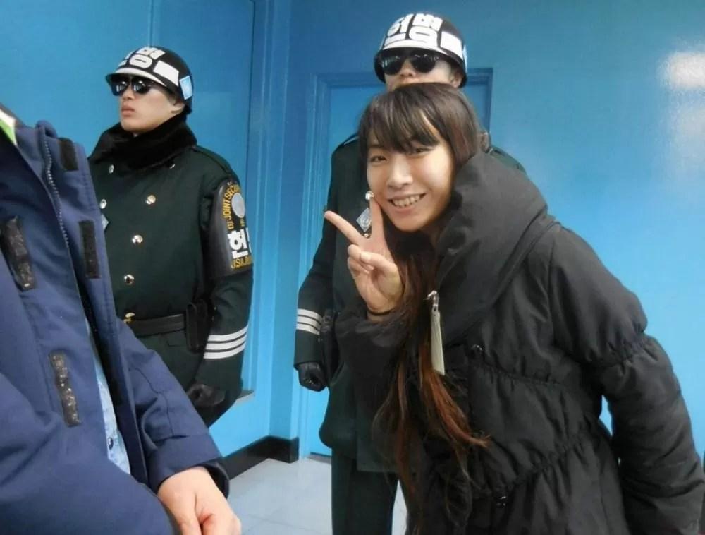 韓国から軍事境界線へ⑤ 38度線・板門店で北朝鮮へ越境   出張 ...