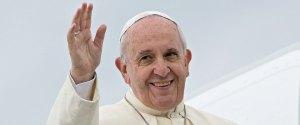 Papa Francesco in partenza dall'Aeroporto FVG – Ronchi dei Legionari 13/09/2014