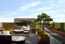 Roof Garden Landscape Design