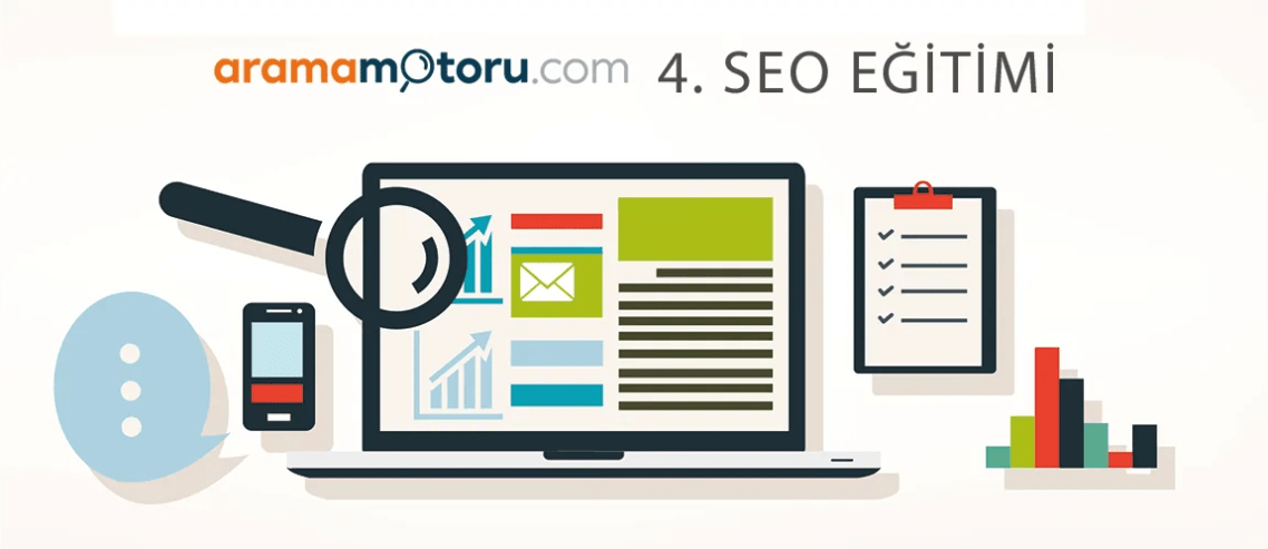 AramaMotoru.com SEO Eğitimi #4 Teknoloji Blogger Özel