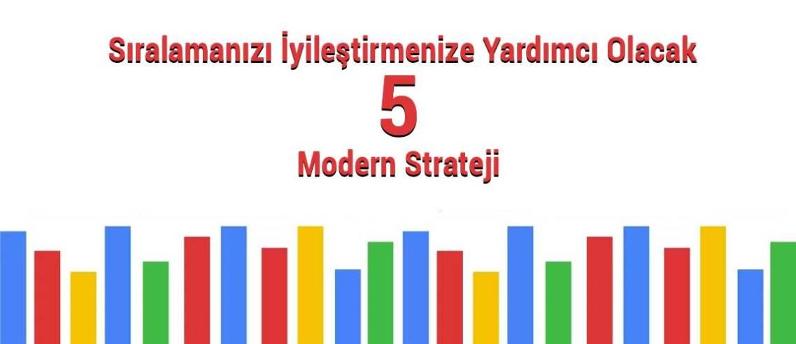 5 Modern Strateji