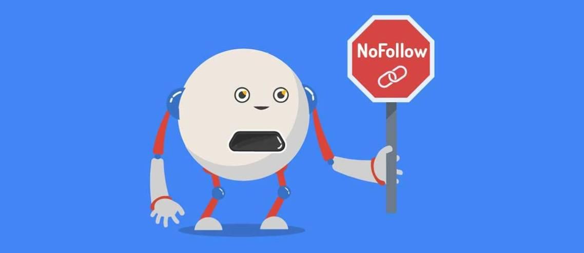 nofollow etiketi