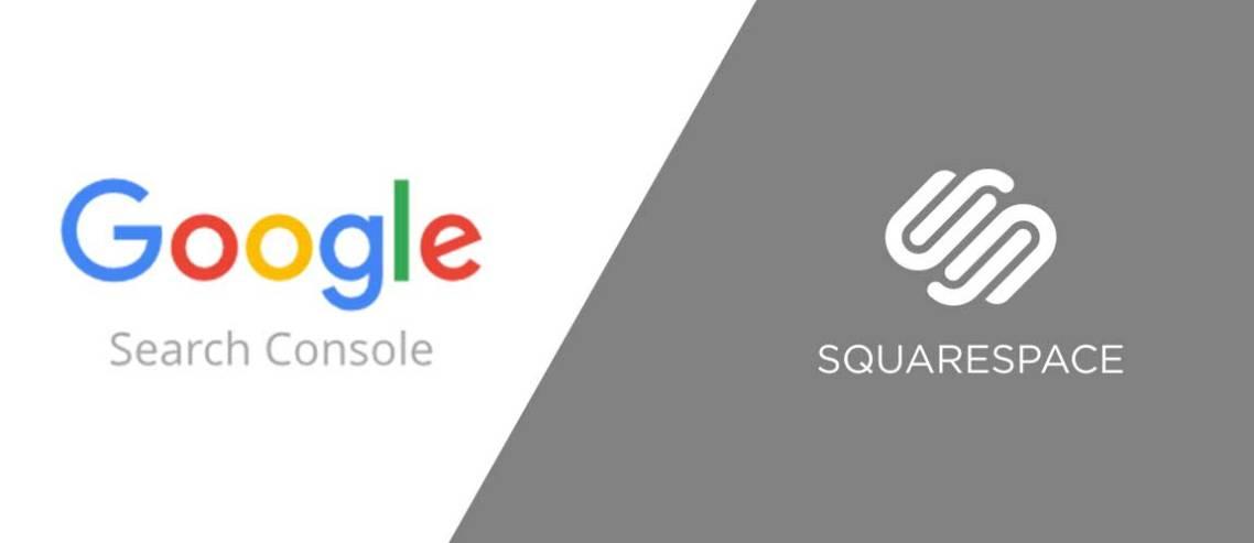 google search console squarespace