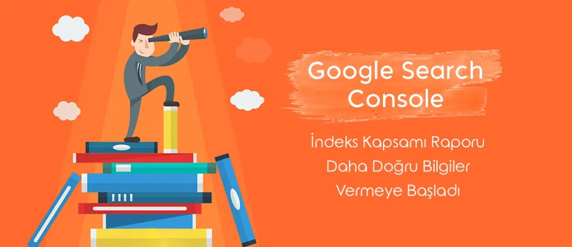 Google Search Console İndeks Kapsamı Raporu