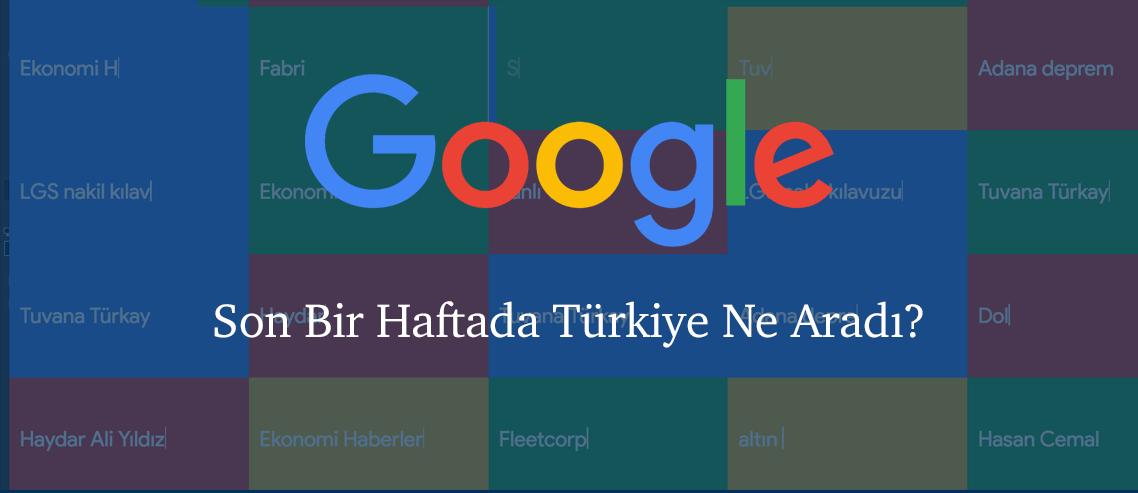 Türkiye'de en çok arananlar