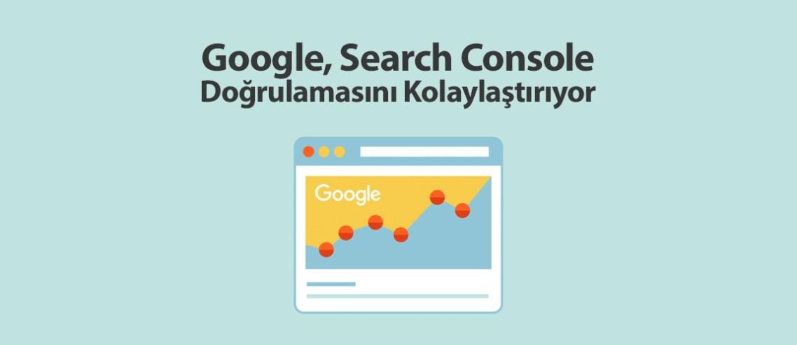 Search Console Doğrulaması