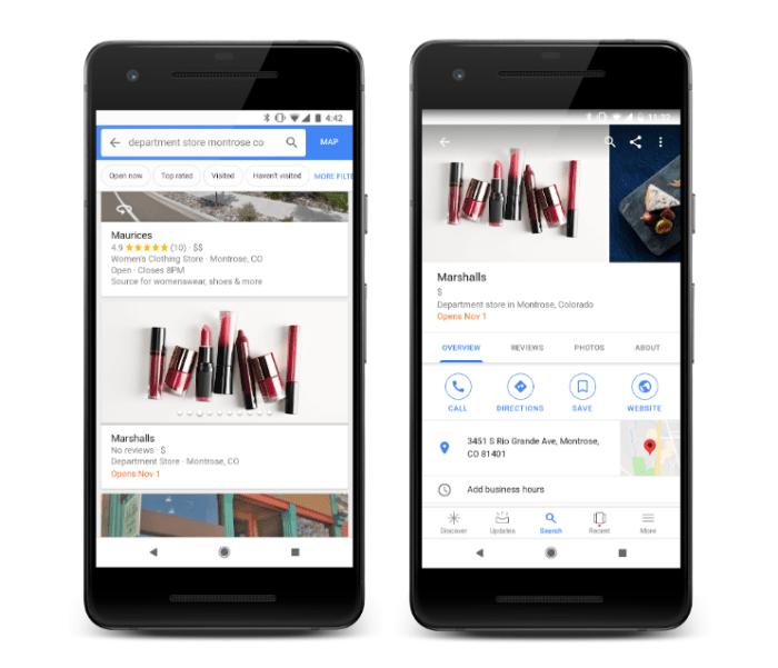 Google Haritalar Yakında Özelliği