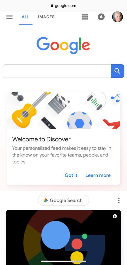 google-yeni-mobil-ana-sayfa-tasarimi