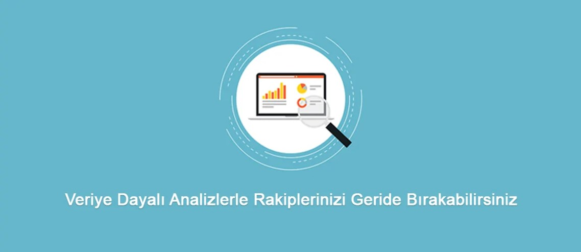 veriye dayalı analiz