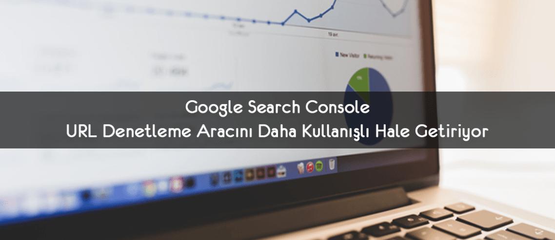 Google Search Console URL Denetleme Aracı