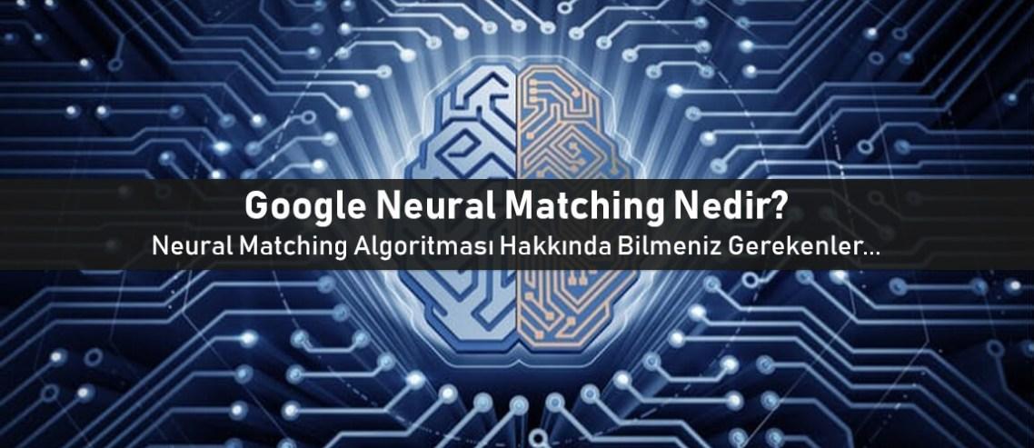Google Neural Matching