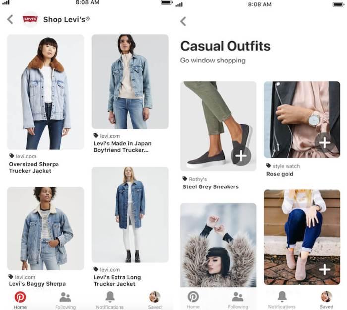Pinterest İşletmelerin Ürün Satmasını Kolaylaştırıyor