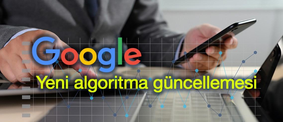 Cuma 13 Google algoritma güncellemesi