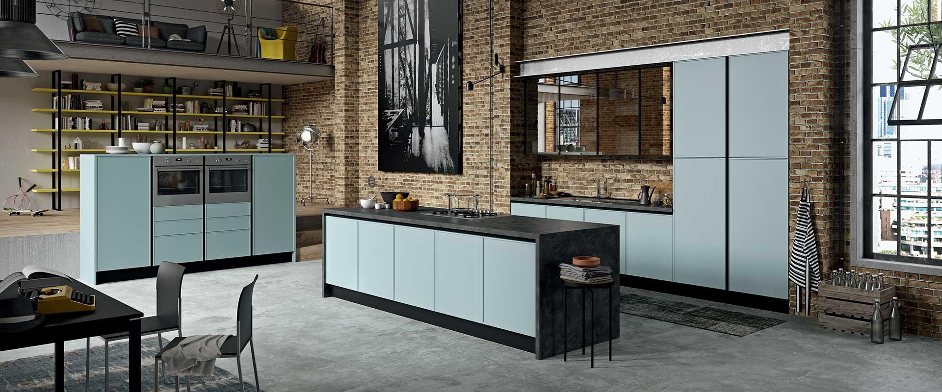 Aran Cucine Moderne Interesting Qualit With Aran Cucine