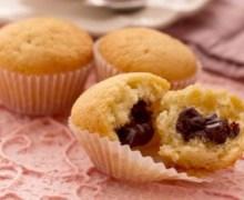 Muffin senza burro ripieni
