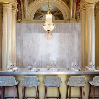Brasserie de Philippe Etchebest au grand théâtre de Bordeaux