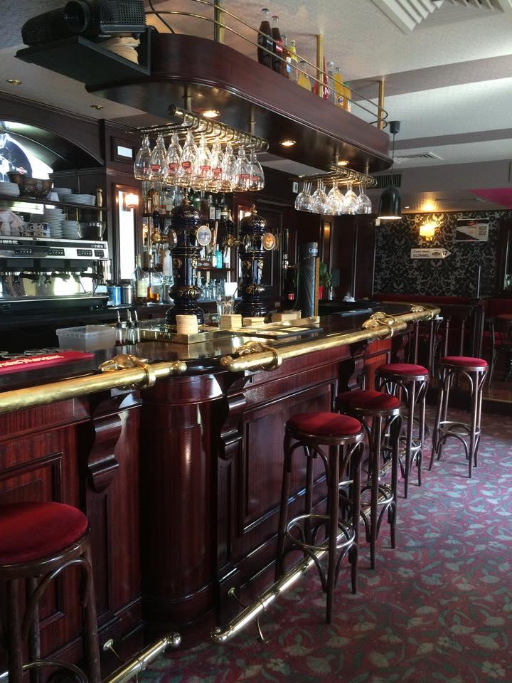 Comptoir Pub anglais