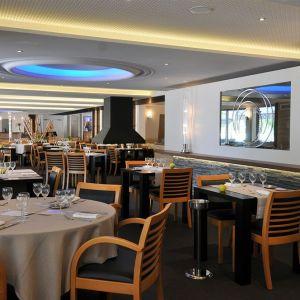 Agencement Hôtel - salle de restaurant