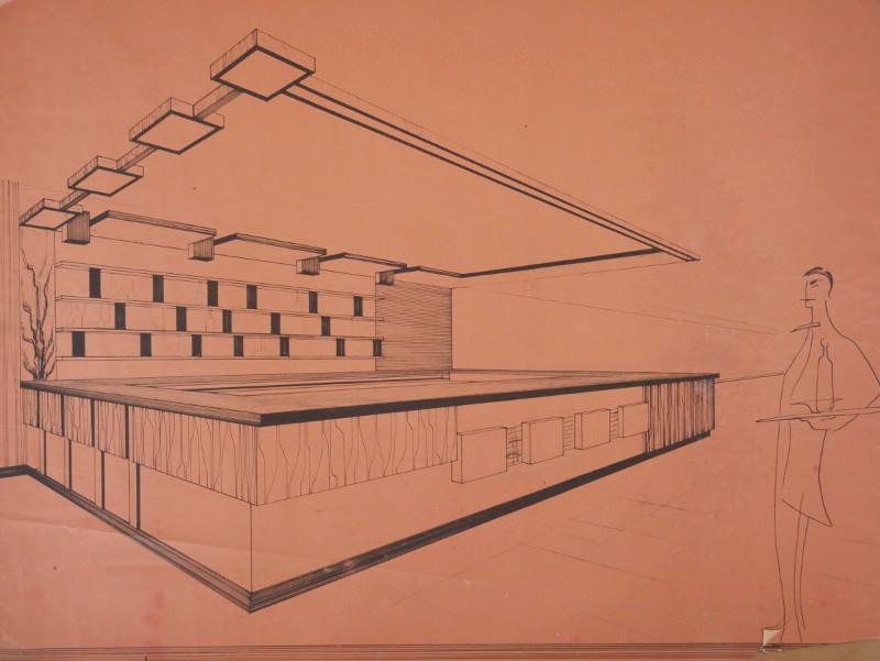 Comptoir Aranda-Mas 1970