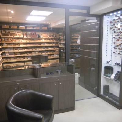 Salon à cigares