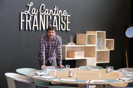 Comptoir contemporain pour Yannick Delpech