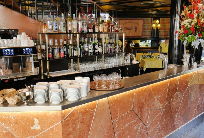 Nouveau bar pour l 39 entrec te nantes aranda mas - Comptoir irlandais nantes ...