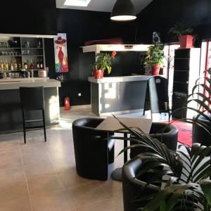 renovation du bar et de l'accueil de l'ORGANI