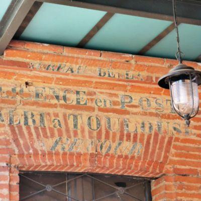 Ancien Relais des Poste entre Toulouse et Albi