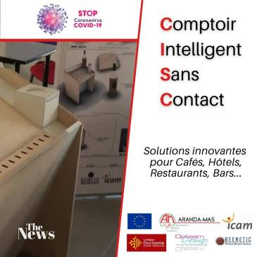 Innovation – Comptoir Anti-COVID-19