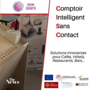 Innovation – Comptoir Anti-COVID-19