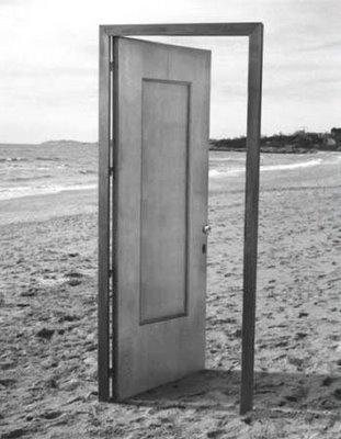 la puerta condenada