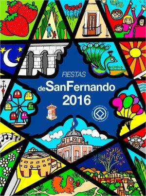 Cartel Fiestas San Fernando 2016