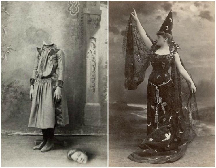 Halloween costumes - Halloween en la epoca victoriana