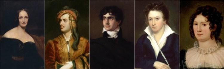 Villa Diodatti collage - En una noche oscura y tormentosa...| 1816, el año sin verano