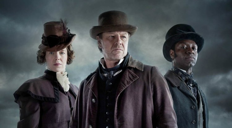 the frankenstein chronicles - Series | period drama para ver este otoño