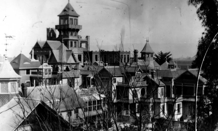 sarah winchester house - La mansión misteriosa de Sarah Winchester