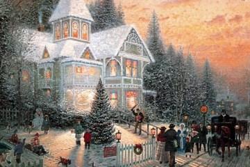 victorian christmas - Navidad en la época victoriana