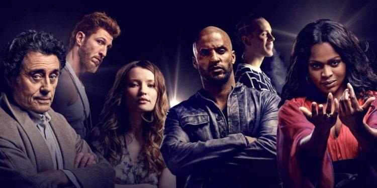 americangods - Series   10 adaptaciones de novelas para ver este verano